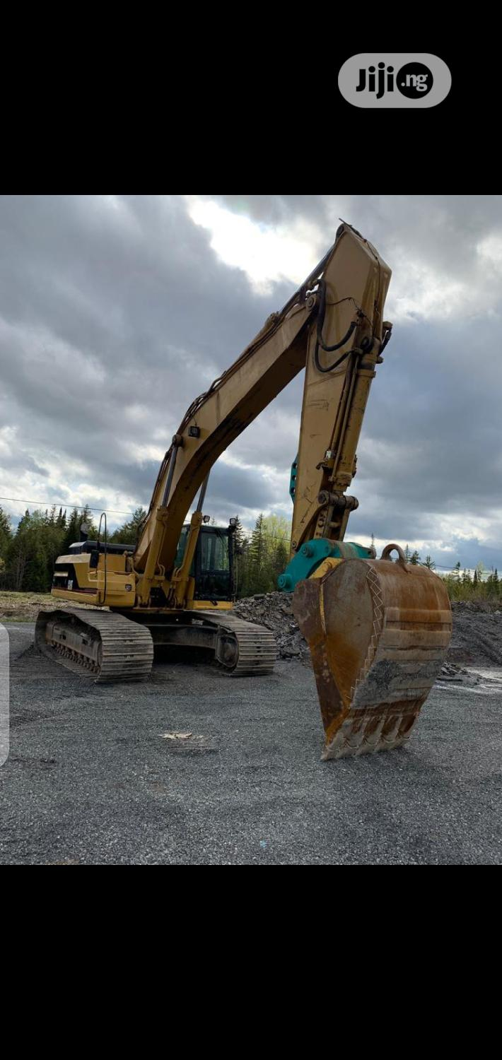 Excavator 345BL Is For Sale