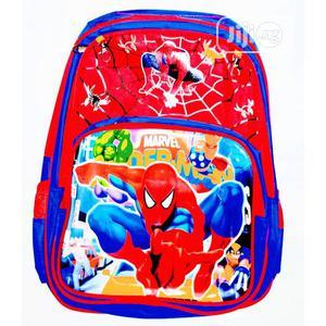 Spiderman School Bag 15 Inches | Babies & Kids Accessories for sale in Lagos State, Ikorodu