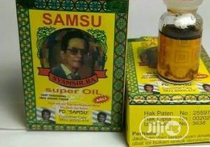 Samsu Super Oil | Sexual Wellness for sale in Lagos State, Alimosho