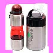 Master Chef Food Flasks And Water Bottle For Kids | Babies & Kids Accessories for sale in Lagos State, Lagos Island