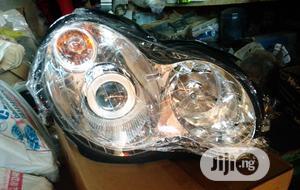 Headlights For W203