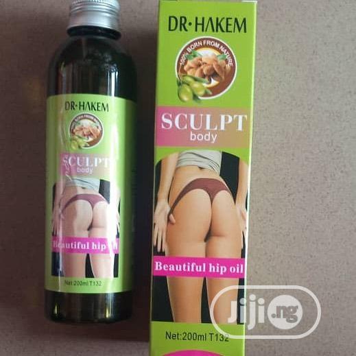 Sculpt Body Hip/Butt Enlargement Oil