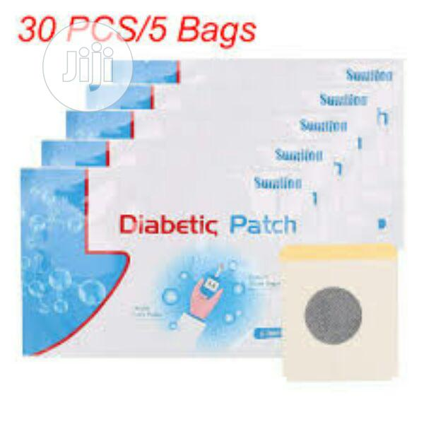 Patch For Diabetes Cure