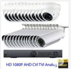 SKY VISION CCTV 960P AHD 1.3 CCTV Camera 16 Indoor+16 Outdoor Camera | Security & Surveillance for sale in Lagos State, Lagos Island (Eko)
