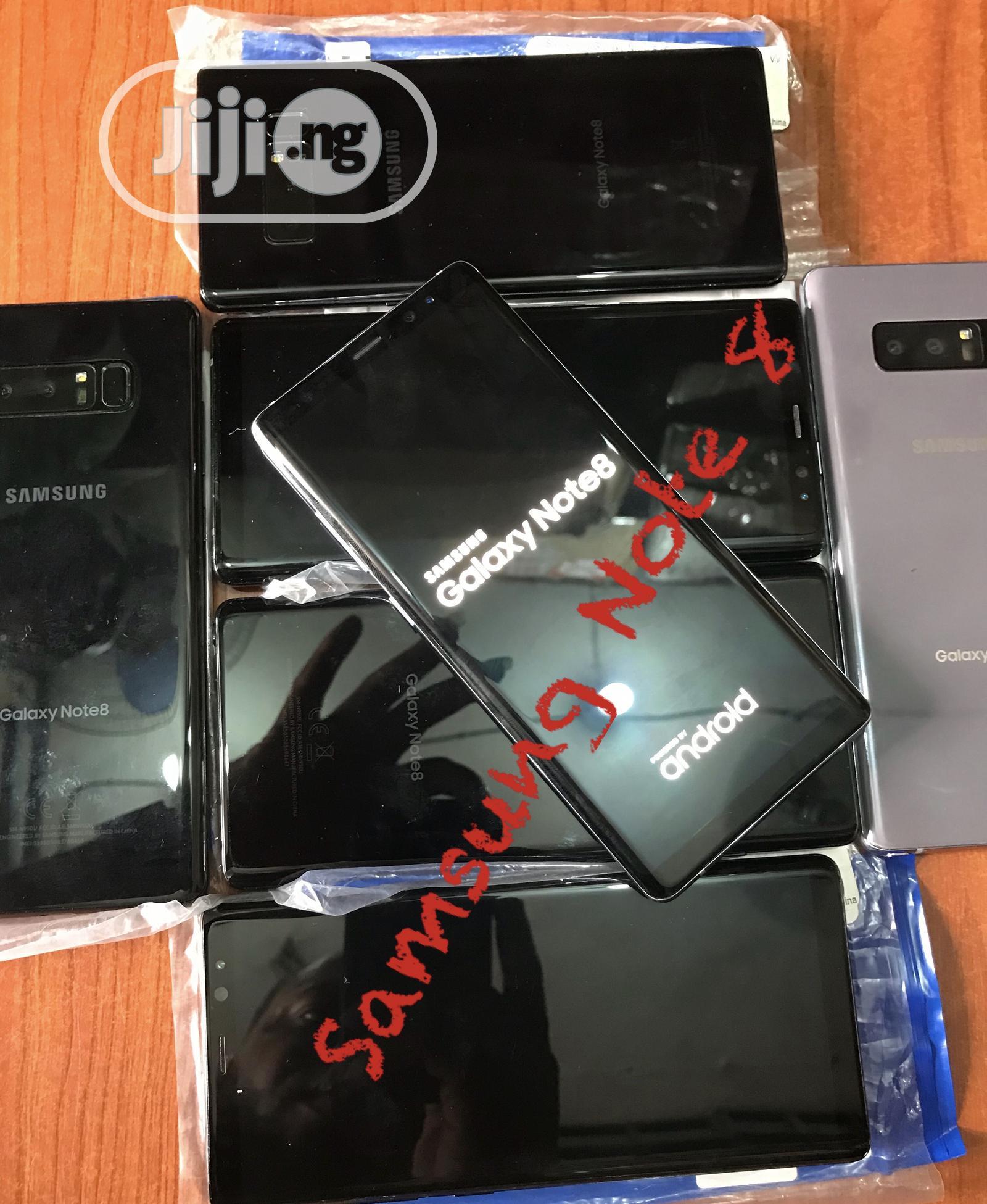 Archive: Samsung Galaxy Note 8 64 GB