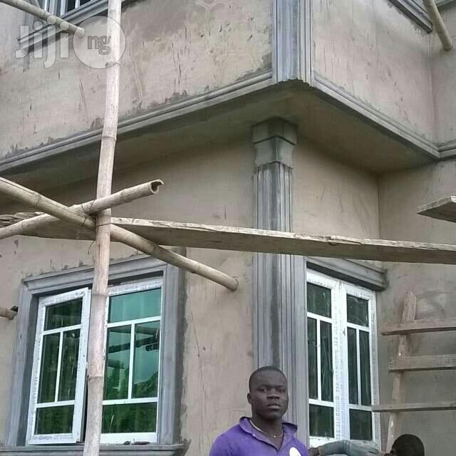 Window, Pillar, Parafet, Fence Cornice And Arc Design Work | Building Materials for sale in Lekki, Lagos State, Nigeria