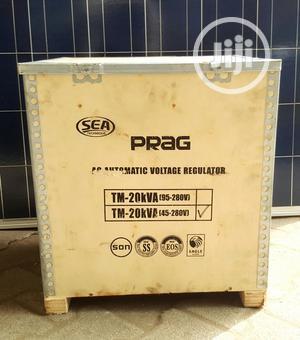 20kva 45v-280v Prag Industrial Stabilizers | Electrical Equipment for sale in Lagos State, Ojo