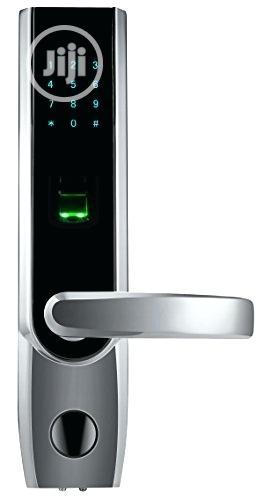 Archive: Fingerprint Keypad Lock