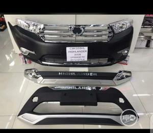 Complete Upgrade Kit Toyota Highlander 208 To 2012