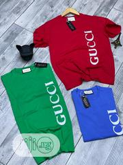 Gucci Luxury Round Neck Tees | Clothing for sale in Lagos State, Ojo