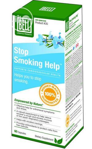 Stop Smoking Help - Helps To Break The Smoking Habit   Vitamins & Supplements for sale in Lagos State, Ikeja