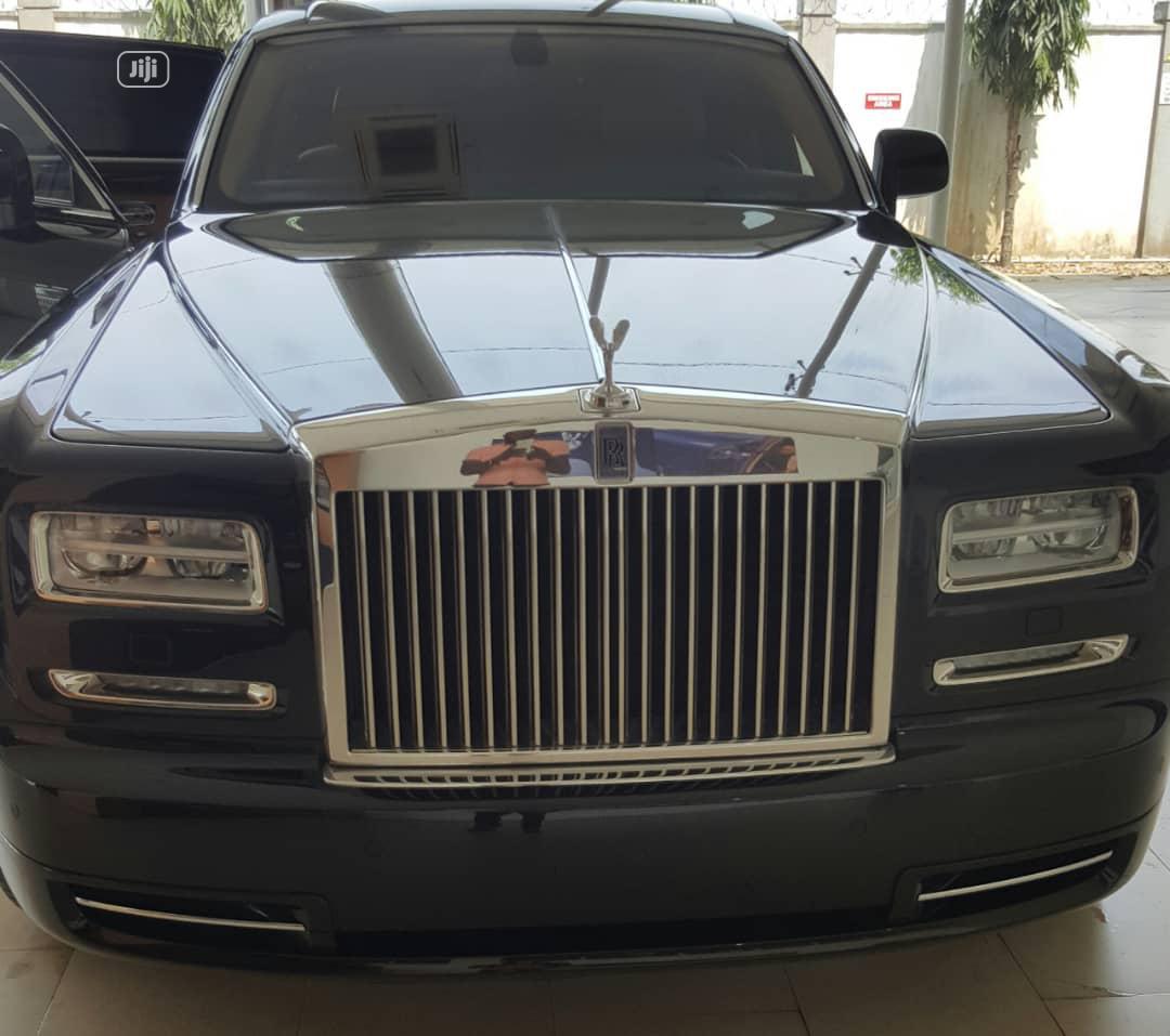 New Rolls-Royce Phantom 2016 Black
