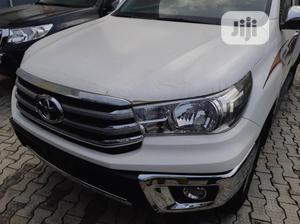 New Toyota Hilux 2017 SR 4x4 White   Cars for sale in Lagos State, Ikeja