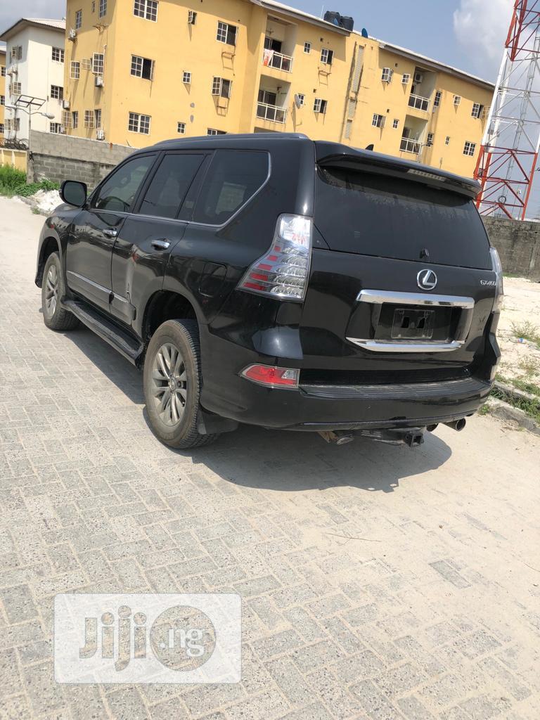 Lexus GX 2015 460 Base Black | Cars for sale in Lekki, Lagos State, Nigeria