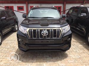 New Toyota Land Cruiser Prado 2018 GXR Black | Cars for sale in Lagos State, Ikeja