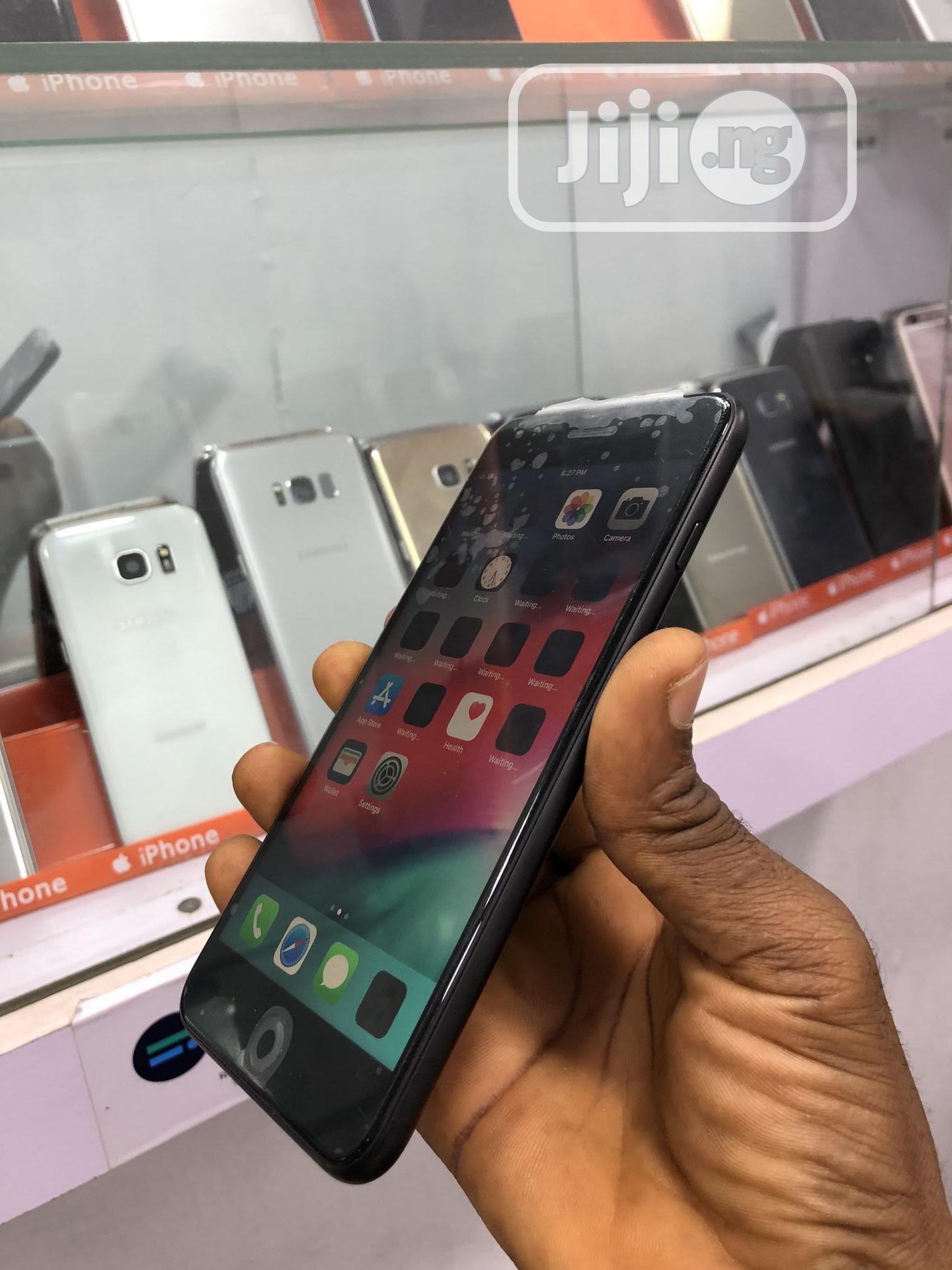 Apple iPhone 7 Plus 32 GB Black   Mobile Phones for sale in Ikeja, Lagos State, Nigeria