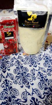 Fenumix Powder (Breast Enlargement Powder) + Zoomax Breast Syrup | Sexual Wellness for sale in Lagos State, Ikorodu