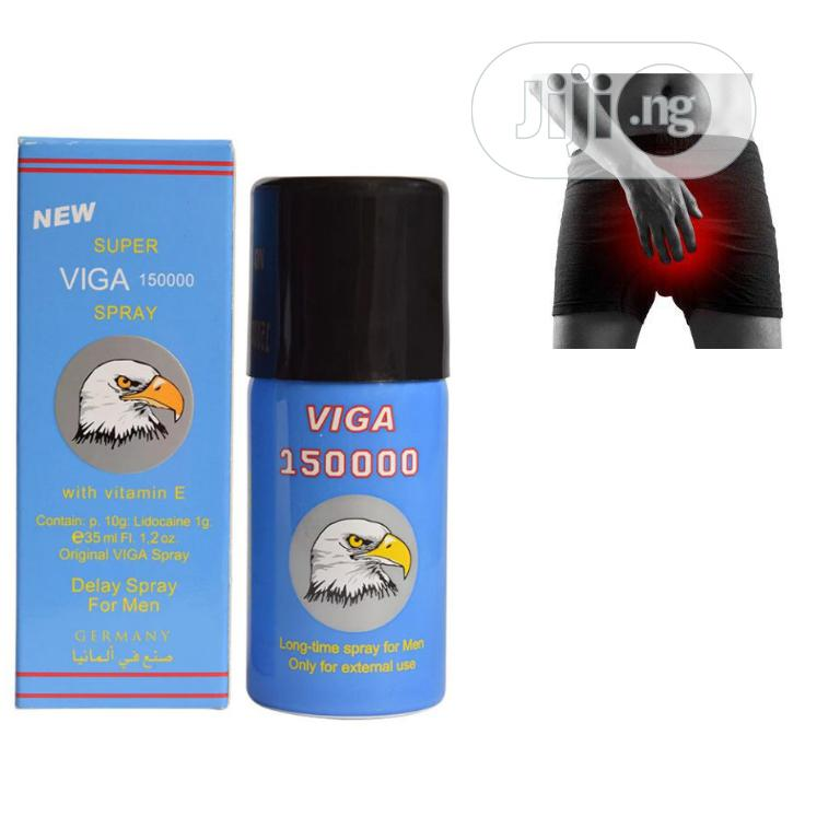 Original German Delay Super Viga Spray 150000