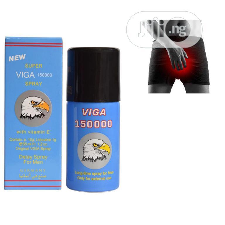 Archive: Original German Delay Super Viga Spray 150000