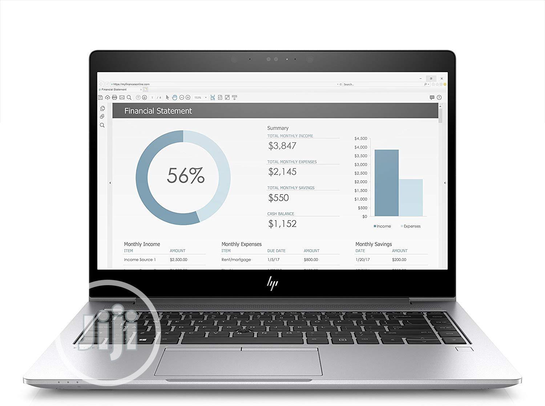 Archive: New Laptop HP EliteBook 840 G5 8GB Intel Core i7 SSD 512GB