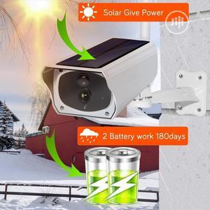 Solar Powered Wireless CCTV Camera   Security & Surveillance for sale in Bayelsa State, Yenagoa