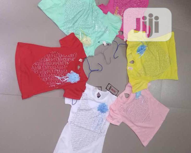 Archive: Kiddies Quality Tops From China and India
