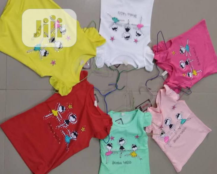 Archive: Quality Girls Tops From China And India