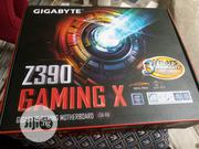 Gigabyte Z390 Gaming X Motherboard | Computer Hardware for sale in Lagos State, Ikeja