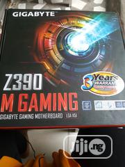 Gigabyte Z390 M Gaming Motherboard | Computer Hardware for sale in Lagos State, Ikeja