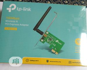 Tp-link 150mbps Wireless N Adapter | Networking Products for sale in Lagos State, Ikeja