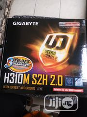 Gigabyte H310M S2H 2.0 Motherboard Ultra Durable | Computer Hardware for sale in Lagos State, Ikeja