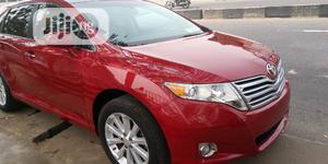 Toyota Venza 2010 V6 Red | Cars for sale in Lagos State, Ojodu
