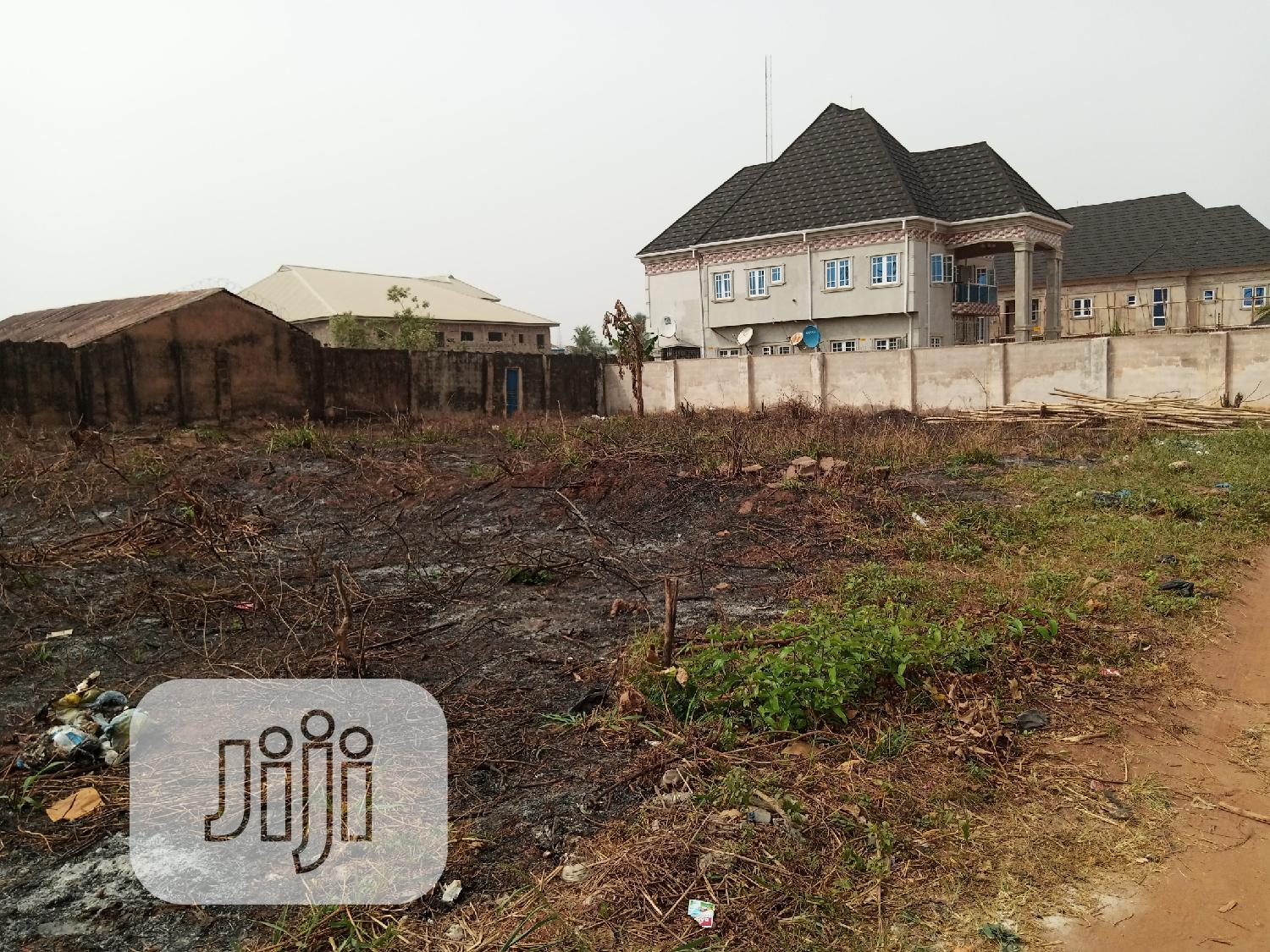 85/100 Plot of Land for Sale at Sapele Road, Benin City   Land & Plots For Sale for sale in Uhunmwonde, Edo State, Nigeria