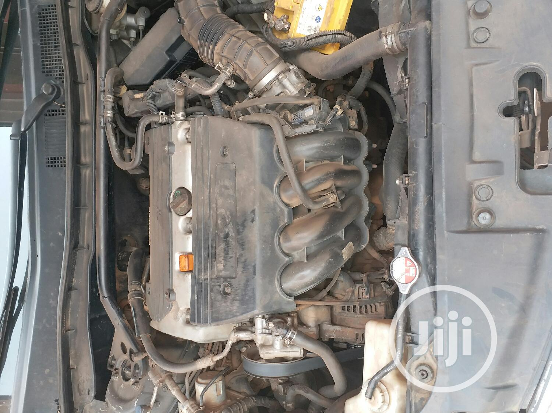 Archive: Honda Accord 2008 2.0 Comfort Automatic Silver