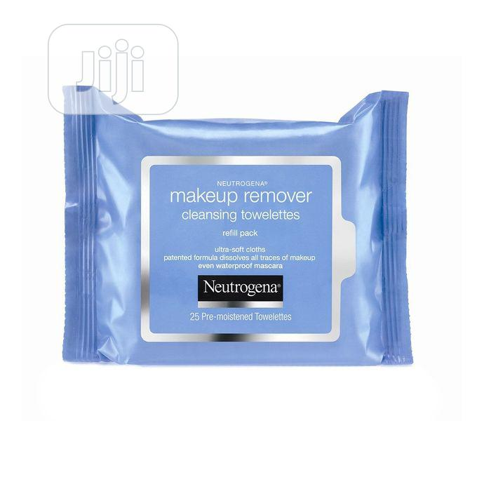 Archive: Neutrogena Make-up Remover Cleansing Towelettes (Facial Wipes) 25ct