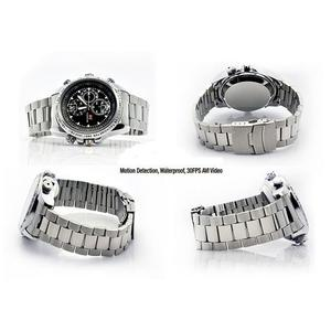32GB Waterproof Hidde/Spy Camera Wrist Watch   Security & Surveillance for sale in Imo State, Owerri
