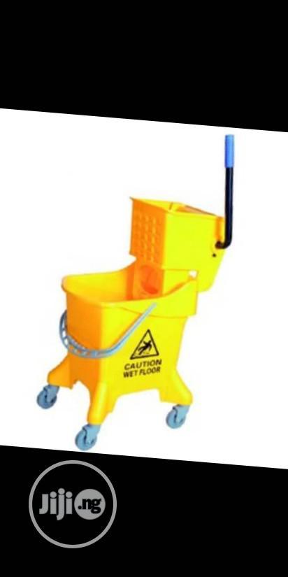 Industrial Mopping Bucket