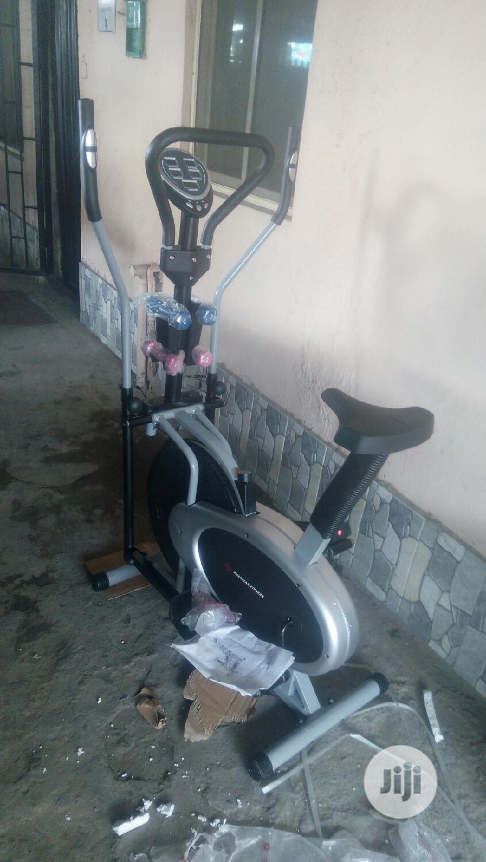Brand New Albitrac Bike
