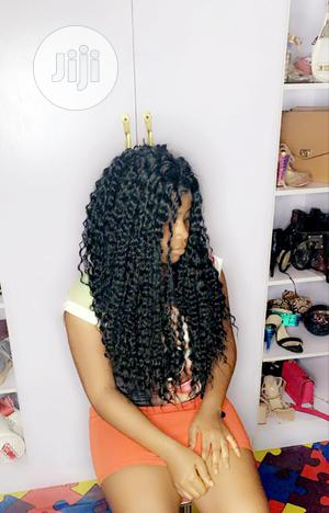 Lace Frontal Wig   Hair Beauty for sale in Lagos State, Ajah