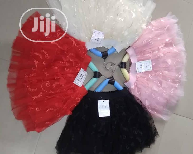 Archive: Ball Net Skirts for Your Kids. Ranging From 1 to 5yrs Old
