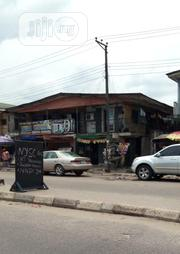 Upstairs With C Of O On Busy Cemetery Road | Commercial Property For Sale for sale in Delta State, Warri