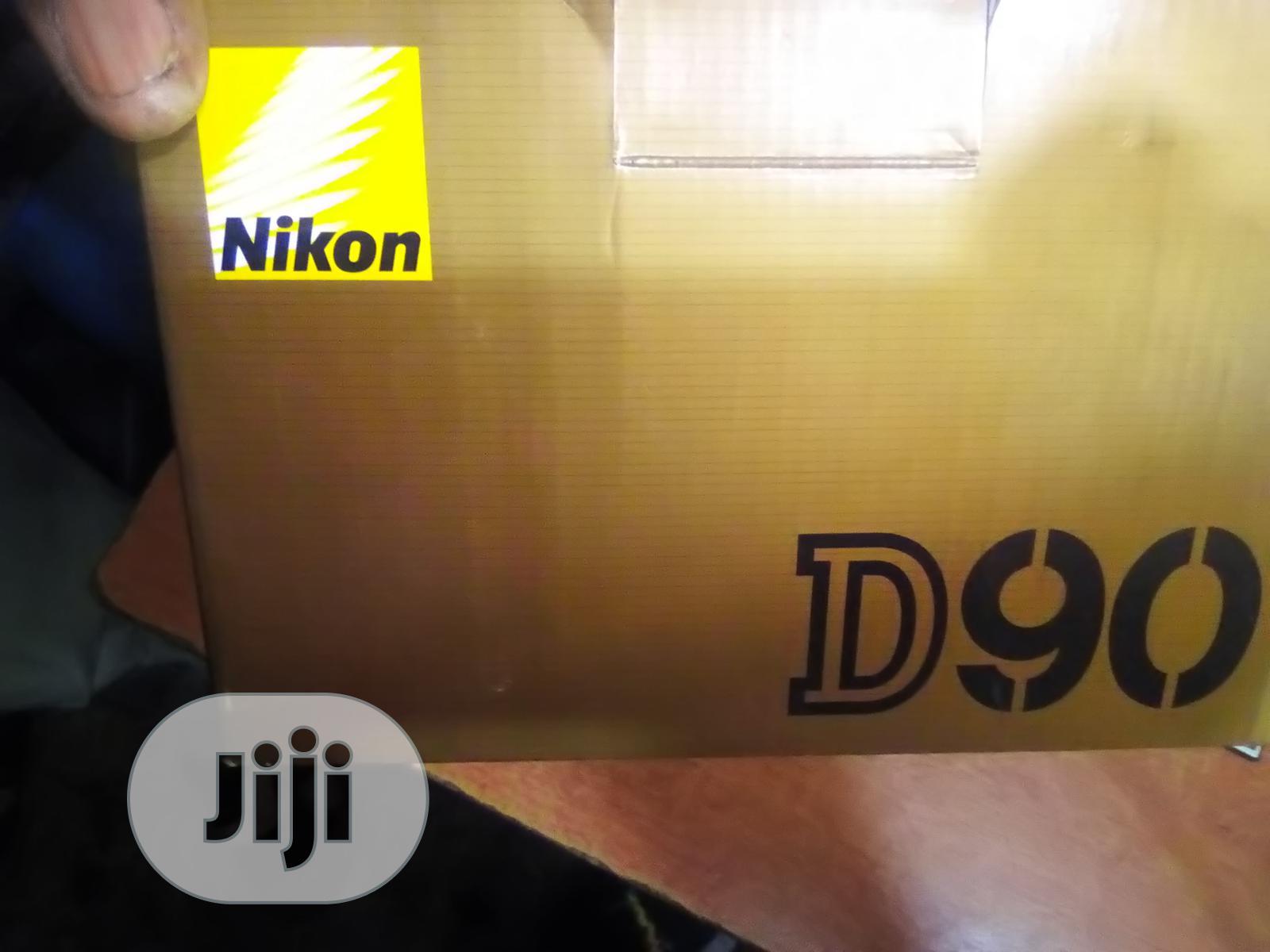 Archive: Nikon Camera D90