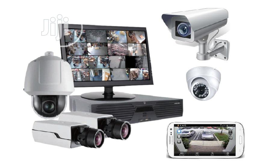 CCTV Camera Installation By Teso Tech