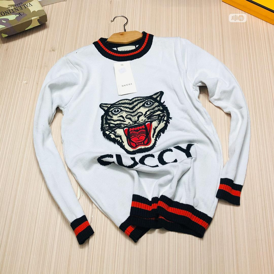 Gucci Sweaters Available
