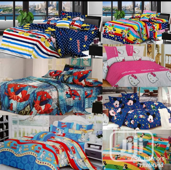 Duvet And Bedsheets For Children