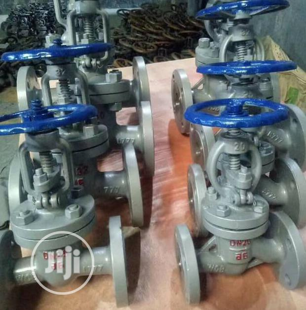Open And Close Gate Valve Dns 80