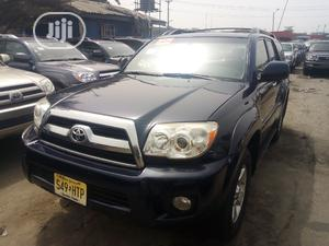 Toyota 4-Runner 2007 Limited V6 Blue   Cars for sale in Lagos State, Apapa