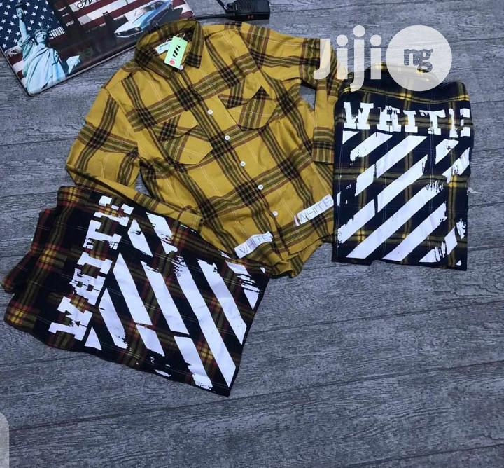 Authentic Offwhite Shirts | Clothing for sale in Alimosho, Lagos State, Nigeria