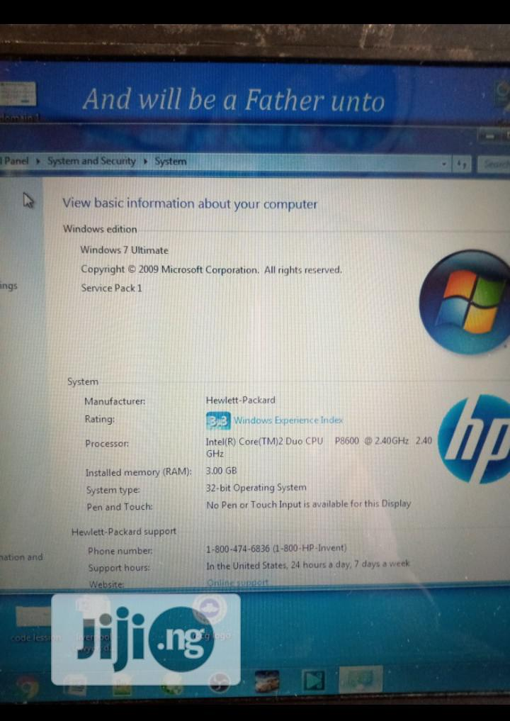 Laptop HP Compaq 6730b 3GB Intel Core 2 Duo HDD 320GB   Laptops & Computers for sale in Agege, Lagos State, Nigeria
