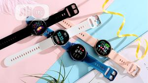 Dt88 2020 Smartwatch Blood Pressure Heart Rate Monitor Ip68 Waterproof | Smart Watches & Trackers for sale in Lagos State, Ikeja